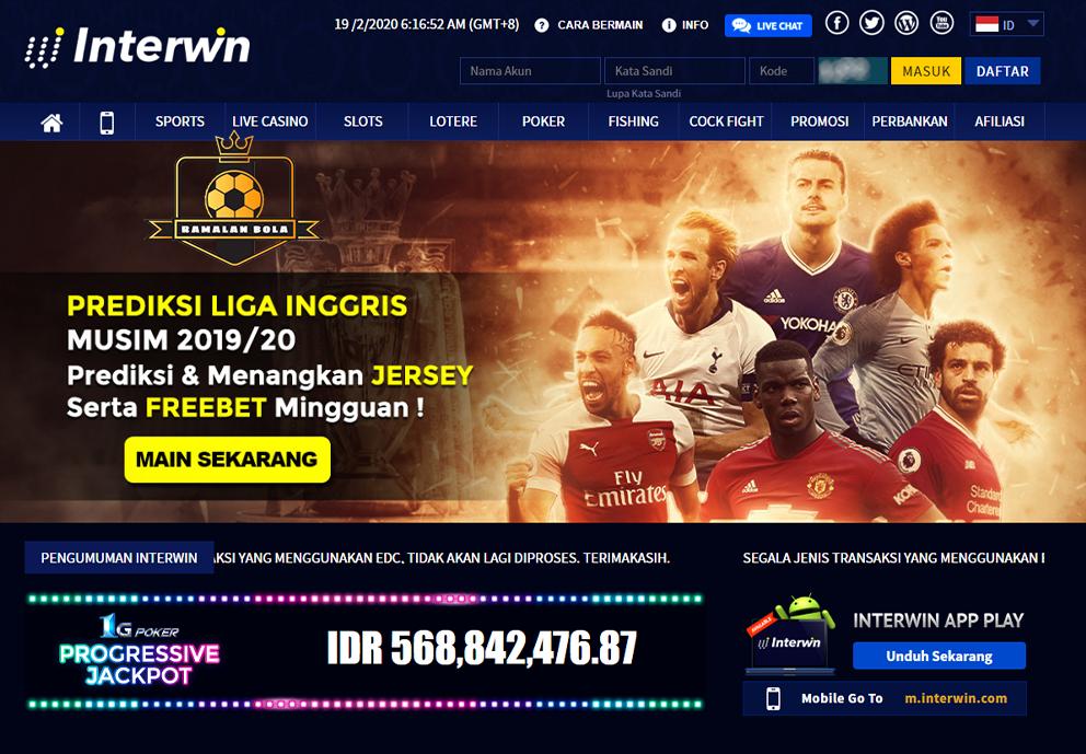 Interwin | LINK ALTERNTIF INTERWIN |DAFTAR INTERWIN